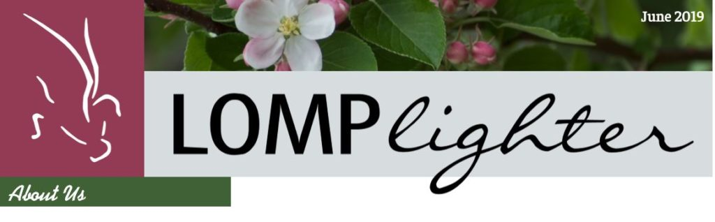 Summer 2019 The League of Minnesota Poets Newsletter